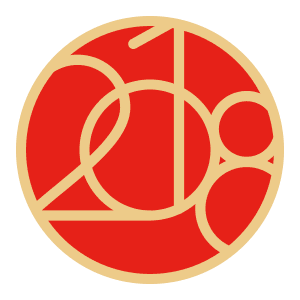 Red 2018 badge