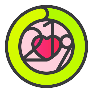 Heart Month 2019 Apple Watch Badge